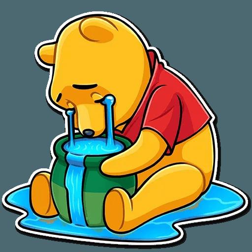 Winnie The Pooh - Sticker 14