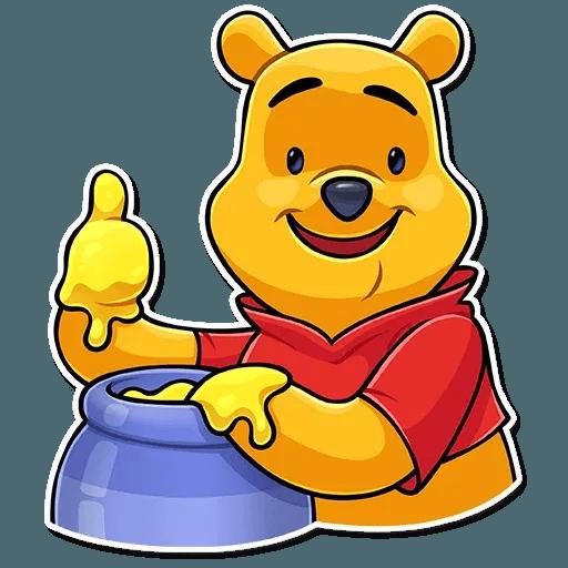Winnie The Pooh - Sticker 18