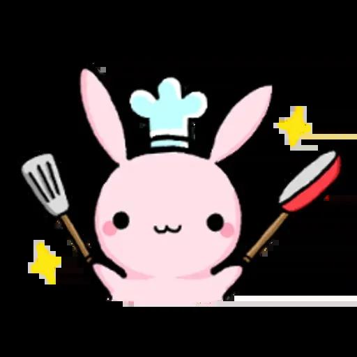 Rabbit pink - Sticker 18