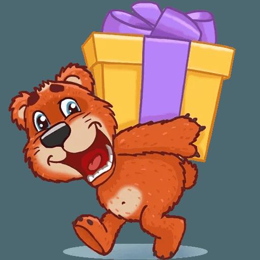 Happy Birthday - Sticker 3