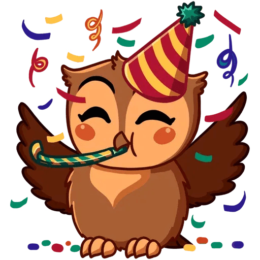 Happy Birthday - Sticker 4