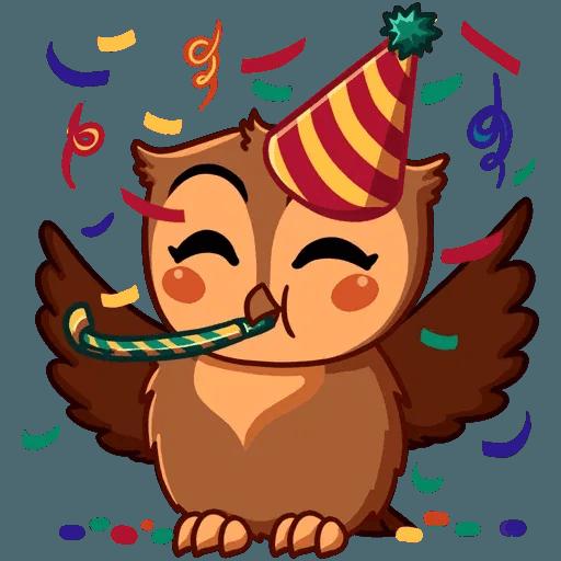 Happy Birthday - Sticker 4