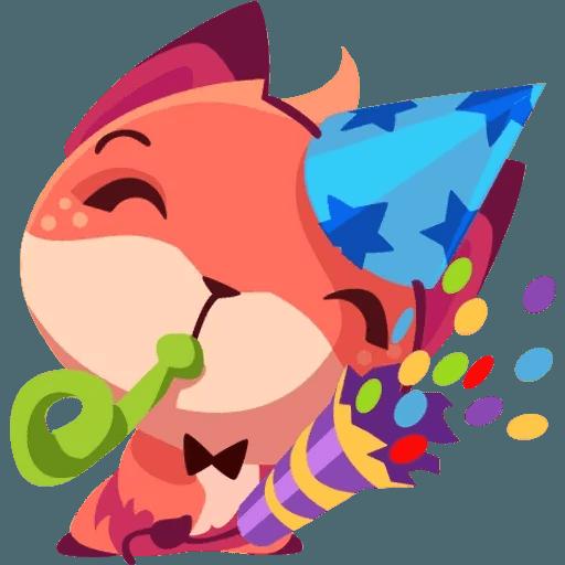Happy Birthday - Sticker 5