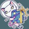 Happy Birthday - Tray Sticker
