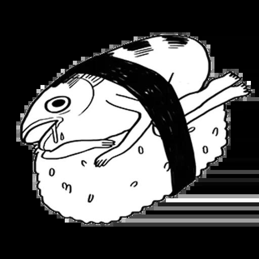 uglyfish - Sticker 27