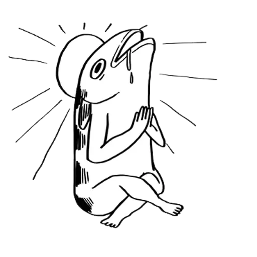 uglyfish - Sticker 23