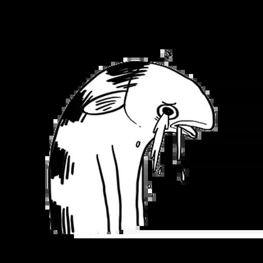 uglyfish - Sticker 10