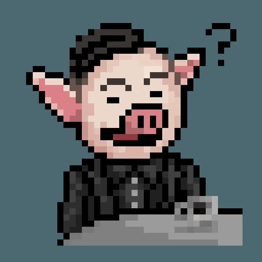 Pig pig - Sticker 9