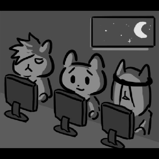 幹幹貓 - Sticker 21
