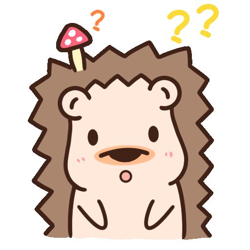 哈利森林 日常whatsapp stickers - Sticker 5