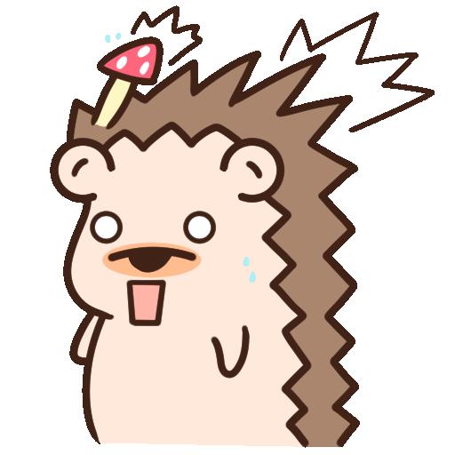 哈利森林 日常whatsapp stickers - Sticker 1