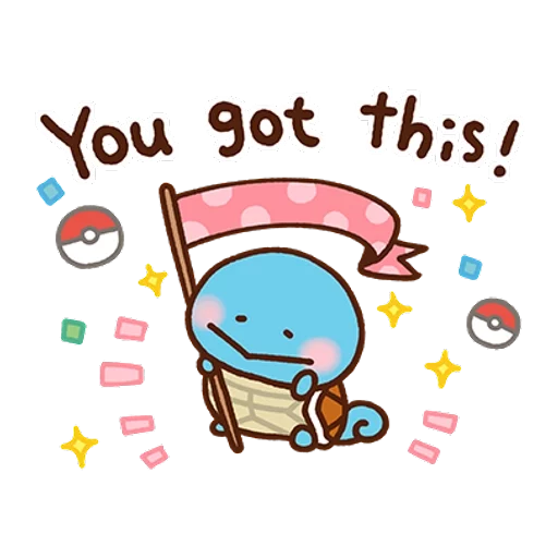 Pokemon Yurutto - Sticker 7