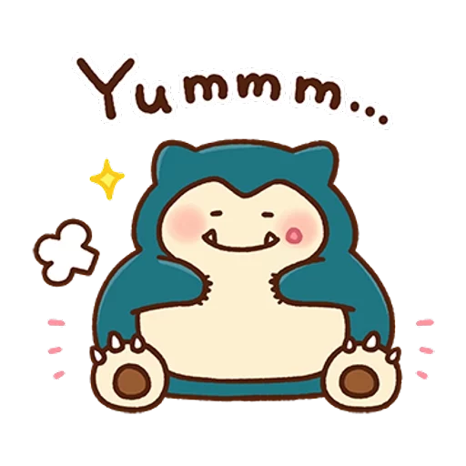 Pokemon Yurutto - Sticker 6