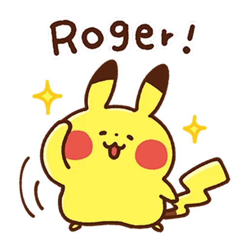 Pokemon Yurutto - Sticker 11