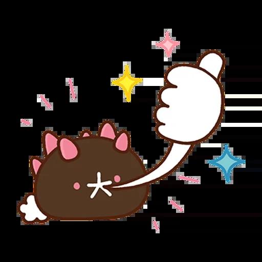 Pokemon Yurutto - Sticker 3