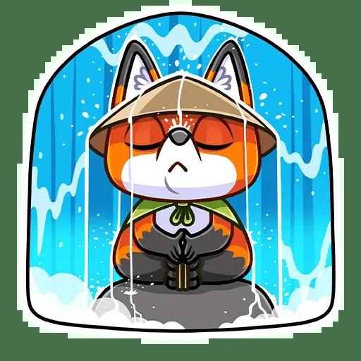 Fox Ruh - Sticker 21