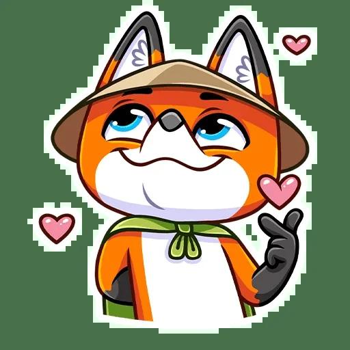 Fox Ruh - Sticker 27