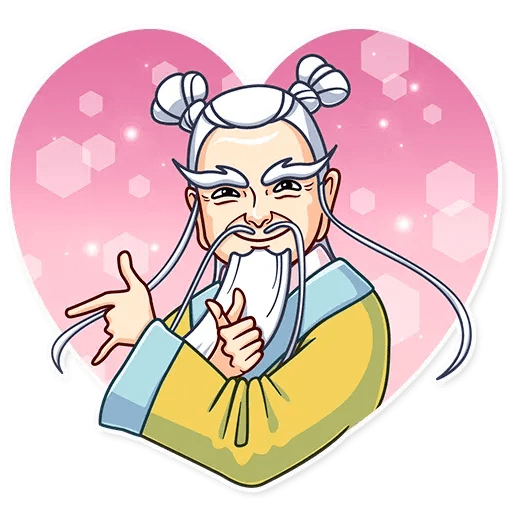 Oriental windsome - Sticker 23