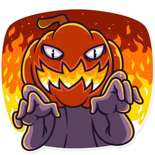 Halloween Ghost - Sticker 1
