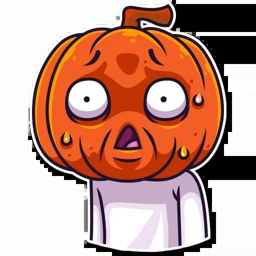 Halloween Ghost - Sticker 30
