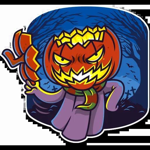 Halloween Ghost - Sticker 16