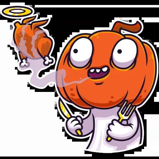 Halloween Ghost - Sticker 24