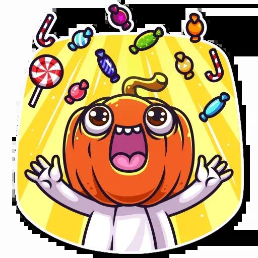 Halloween Ghost - Sticker 29