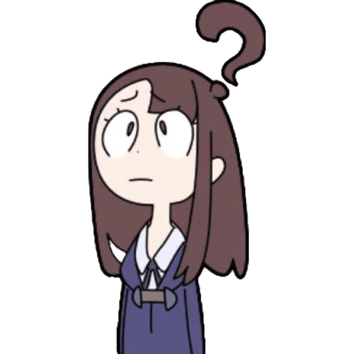 Little Witch Academia  - Sticker 3