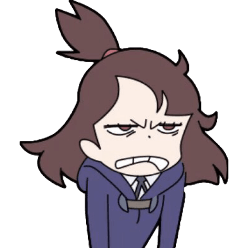 Little Witch Academia  - Sticker 9