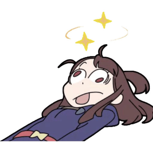 Little Witch Academia  - Sticker 5
