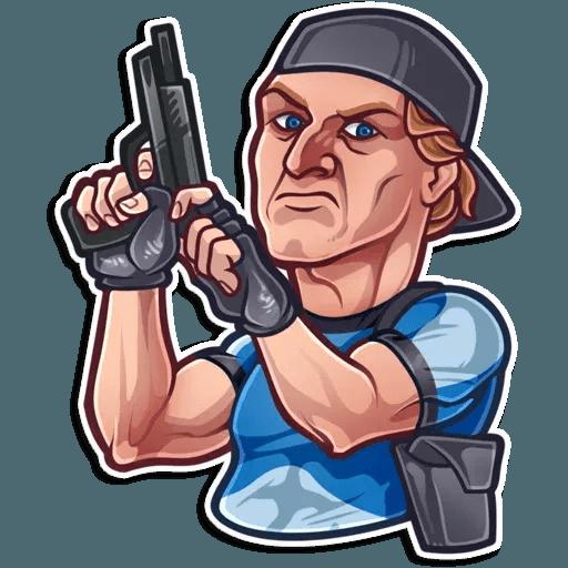Mortal kombat - Sticker 4