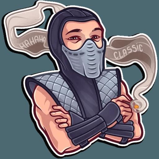 Mortal kombat - Sticker 18