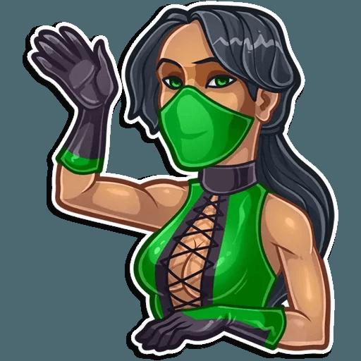 Mortal kombat - Sticker 25