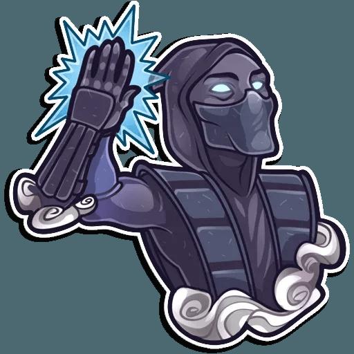 Mortal kombat - Sticker 24