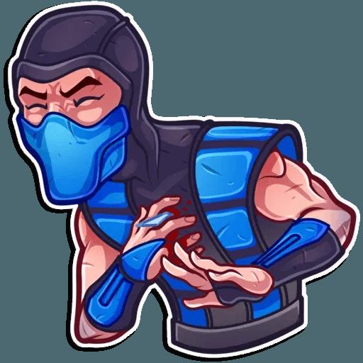 Mortal kombat - Sticker 7