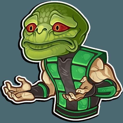 Mortal kombat - Sticker 26