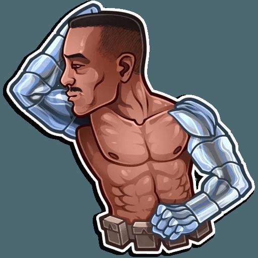 Mortal kombat - Sticker 30