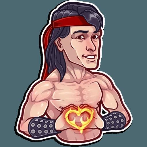Mortal kombat - Sticker 29