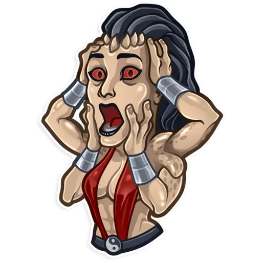 Mortal kombat - Sticker 27
