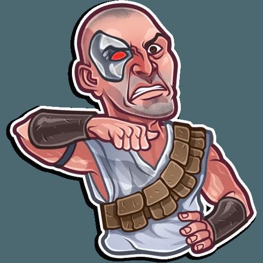 Mortal kombat - Sticker 11