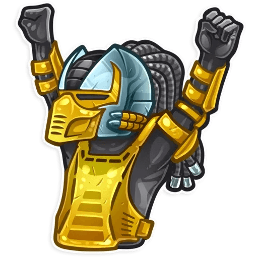 Mortal kombat - Sticker 14