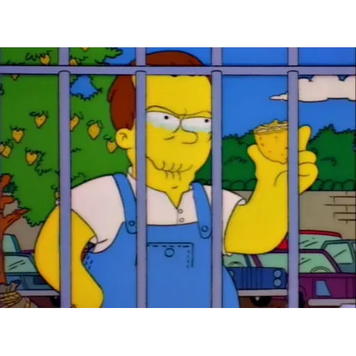 Simpsons1 - Sticker 12