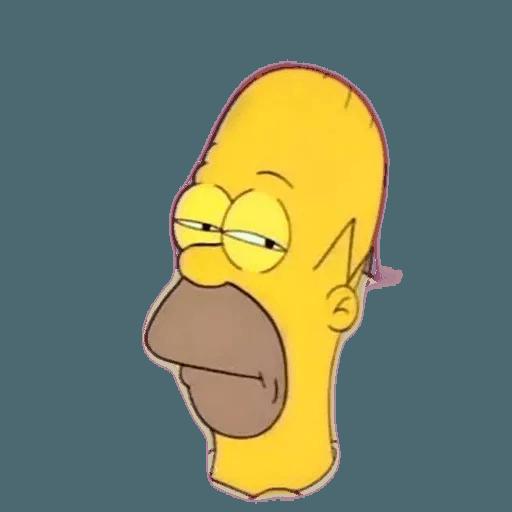 Simpsons1 - Sticker 22