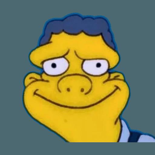 Simpsons1 - Sticker 3