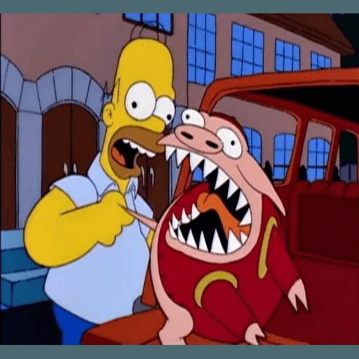 Simpsons1 - Sticker 15
