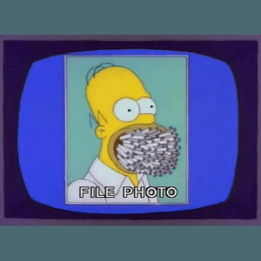 Simpsons1 - Sticker 10