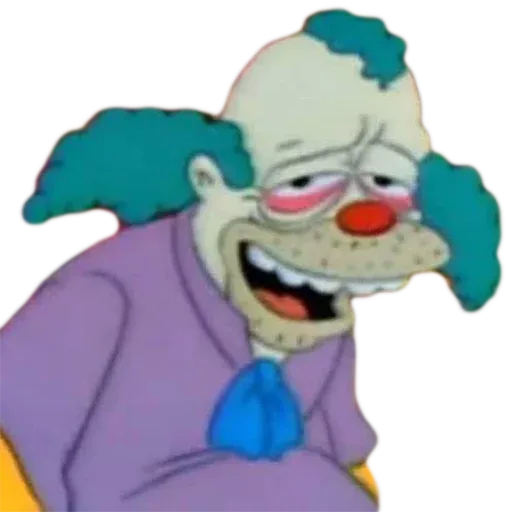 Simpsons1 - Tray Sticker
