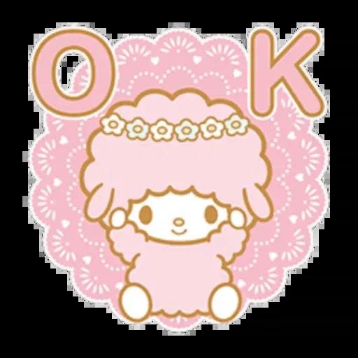 My Melody - Sticker 25
