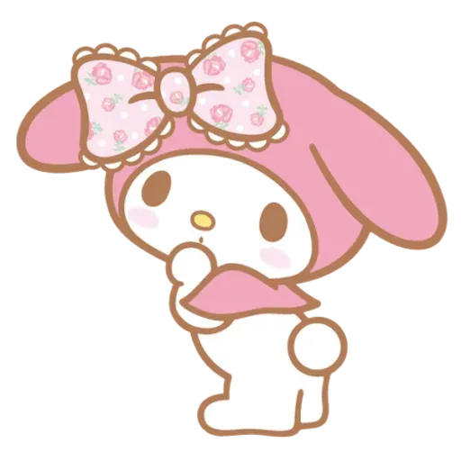 My Melody - Sticker 4