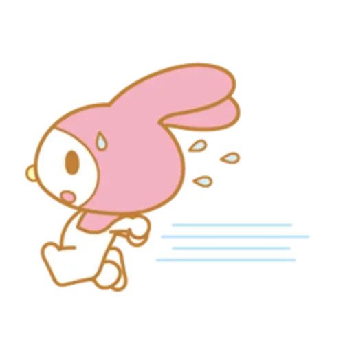 My Melody - Sticker 13